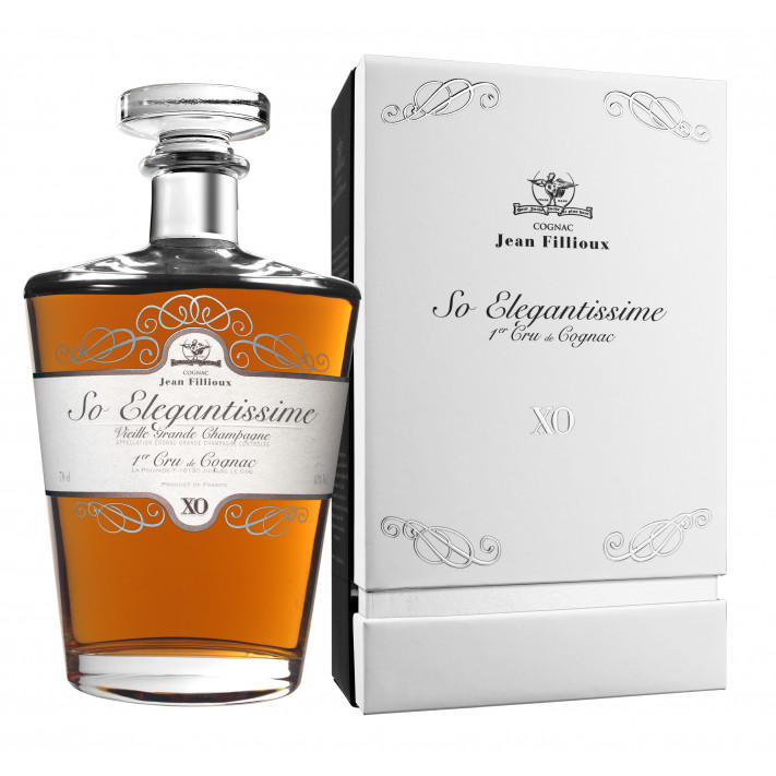 Jean Fillioux XO So Elegantissime Cognac 01