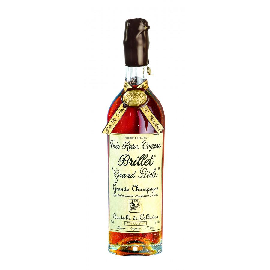 Brillet Très Rare Grand Siècle Unique Cognac 01