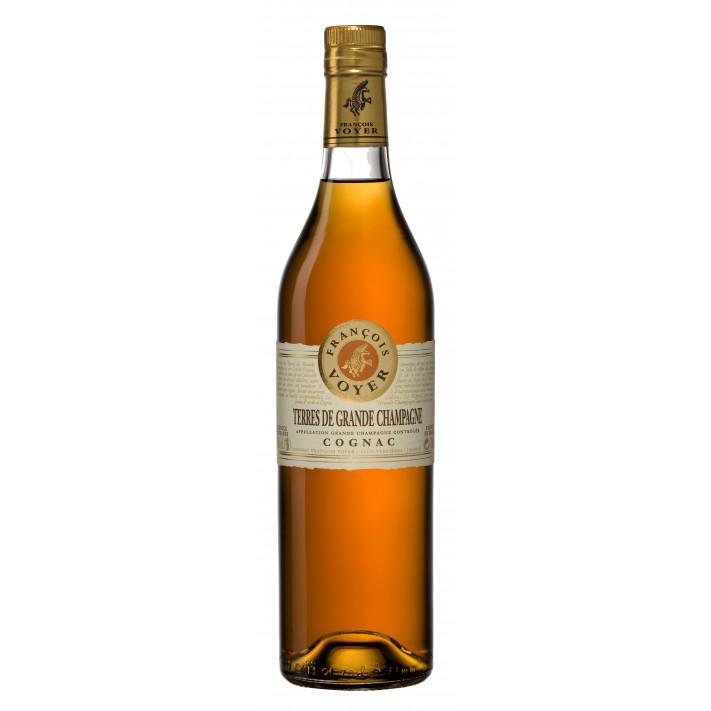 Terres de Grande Champagne Francois Voyer Cognac 01