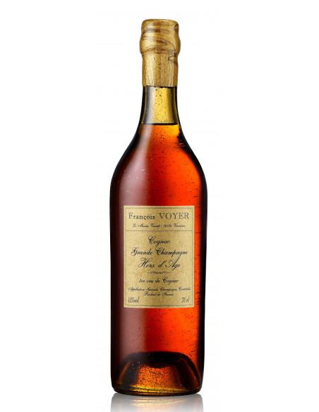 Francois Voyer Hors d'Age Grande Champagne Cognac 03