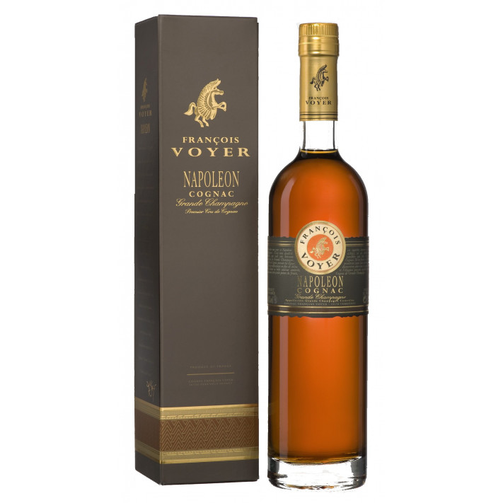 Napoleon Francois Voyer Grande Champagne Cognac 01