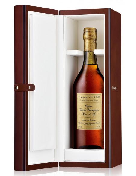 Francois Voyer Hors d'Age Grande Champagne Cognac 04