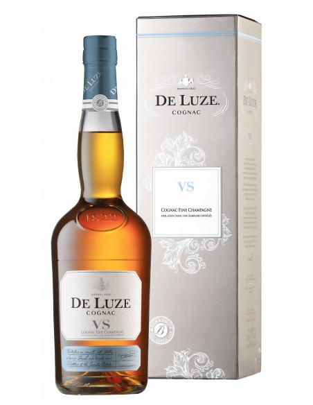 De Luze VS Fine Champagne Cognac 04