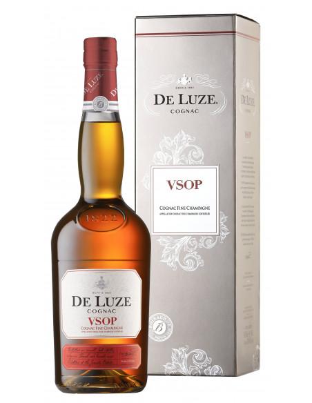 De Luze VSOP Fine Champagne Cognac 04