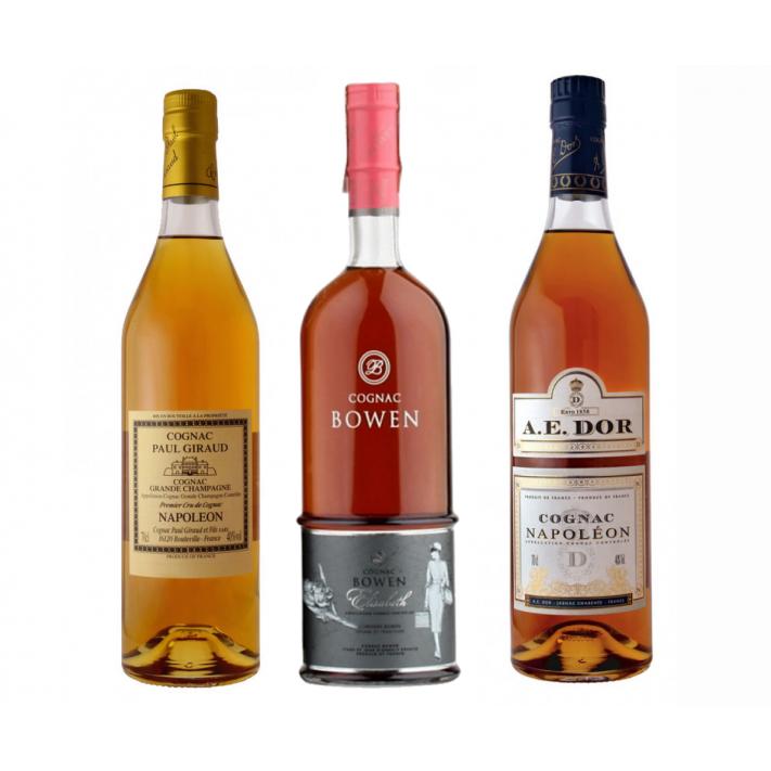 The Napoleon Selection Cognac 01