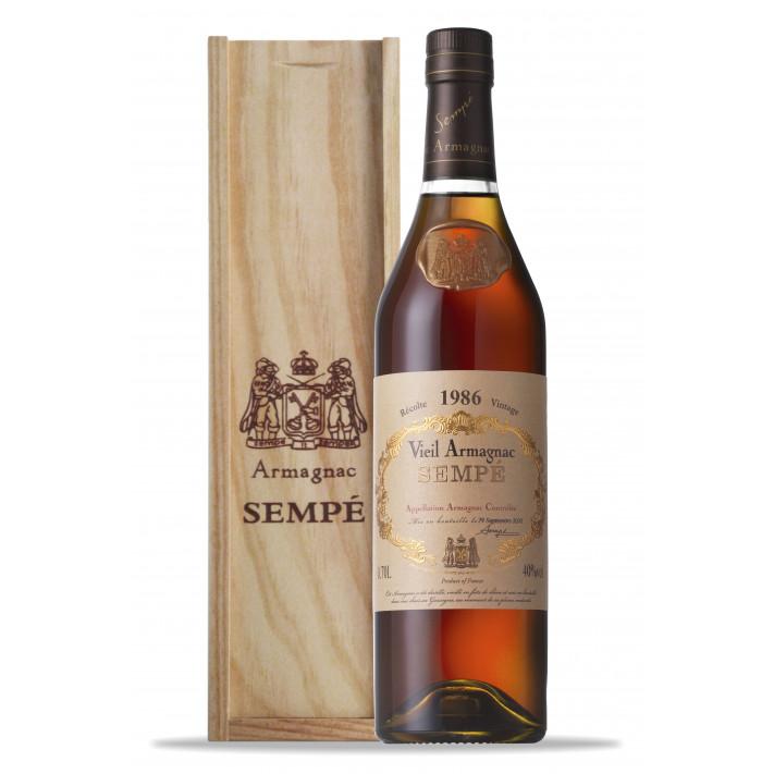 Armagnac Sempé 1986 01
