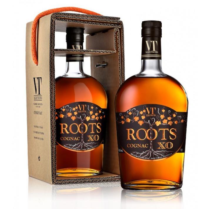 Vallein Tercinier XO Roots Cognac 01