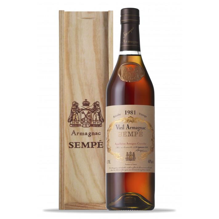 Armagnac Sempé 1981 01