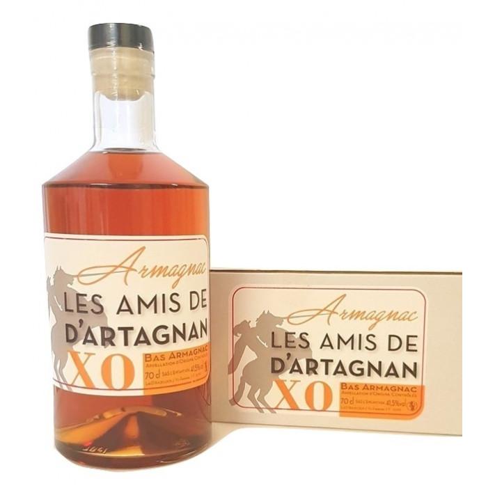 Armagnac L'encantada XO D'Artagnan 01