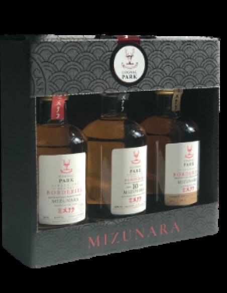 Park Mizunara 3 Miniatures Set Cognac 04