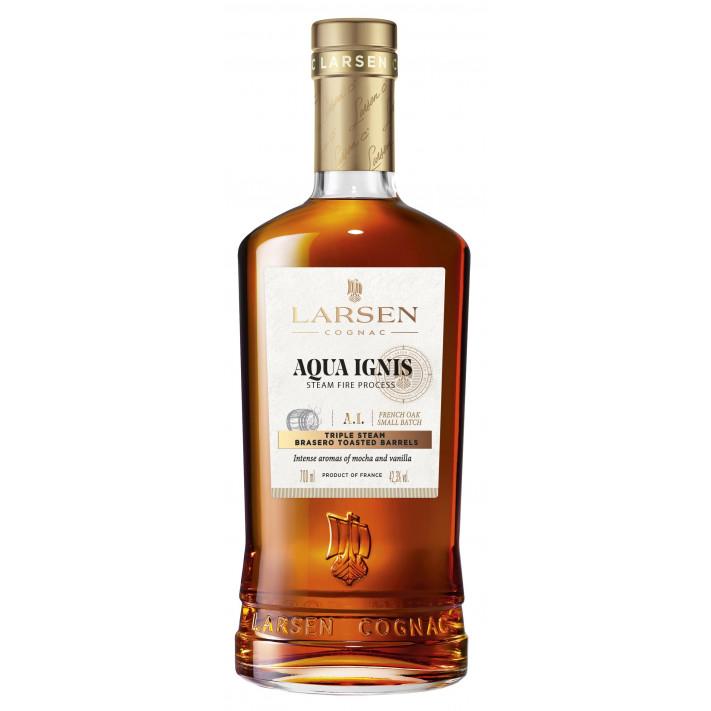 Larsen Aqua Ignis A.I. Cognac 01