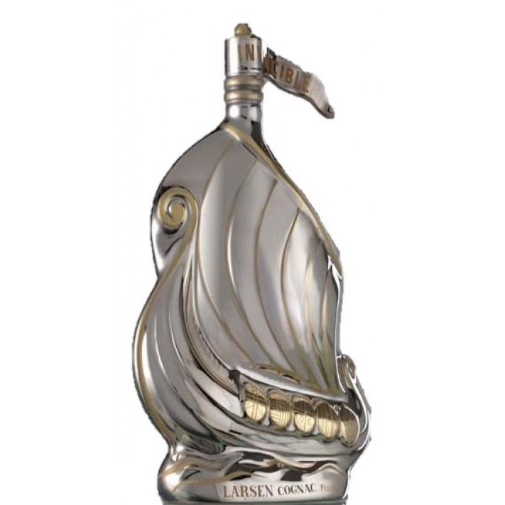 Larsen Viking Ship Platinum & Gold Cognac 01