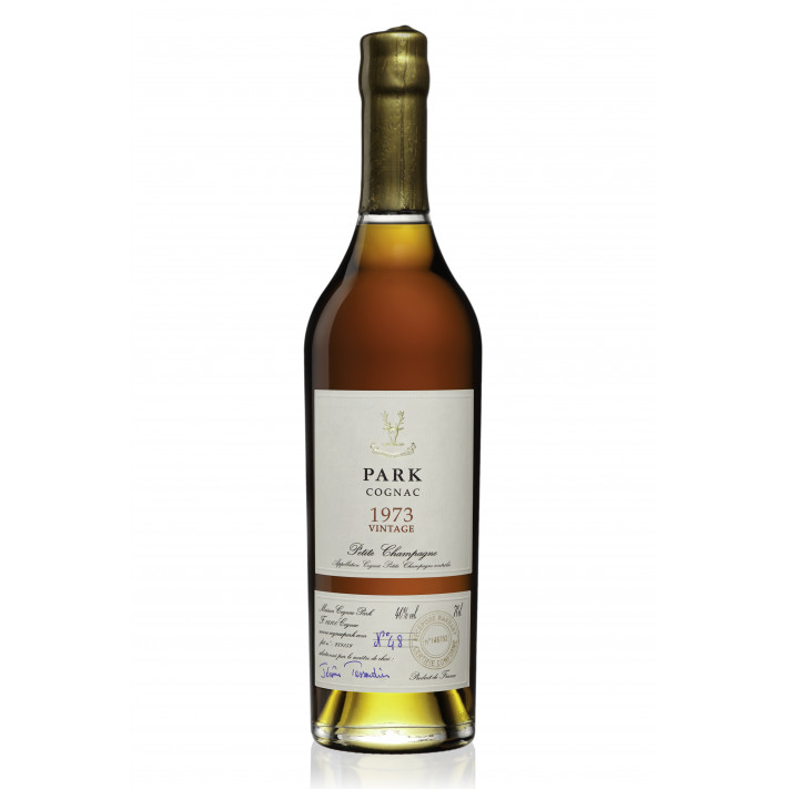 Park Vintage 1973 Petite Champagne Cognac 01