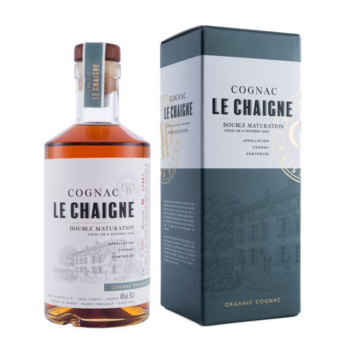 Peyrat Le Chaigne Organic Cognac 01