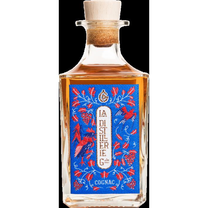 La Distillerie Generale Vintage 1990 Borderies Cognac 01