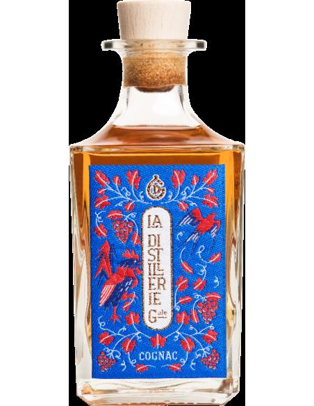 La Distillerie Generale Vintage 1990 Borderies Cognac 03