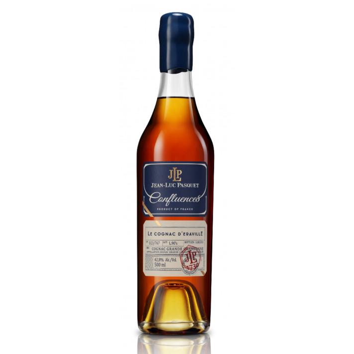Pasquet d'Eraville Grande Champagne Confluences Cognac 01