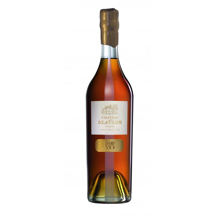 Chateau de Beaulon Grand XO 20 Years Old Cognac 01