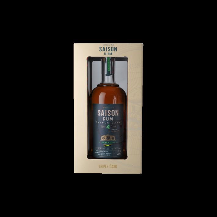 Distillerie Tessendier Season Triple Cask Rum Jamaica - 4 years old 01