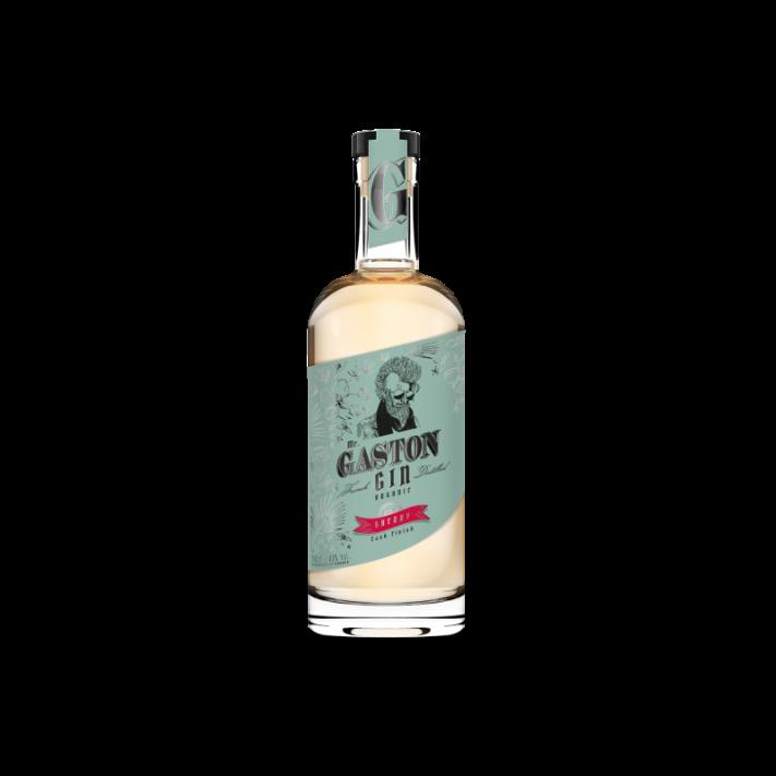 Mr. Gaston Gin Sherry Cask Finish Organic 01