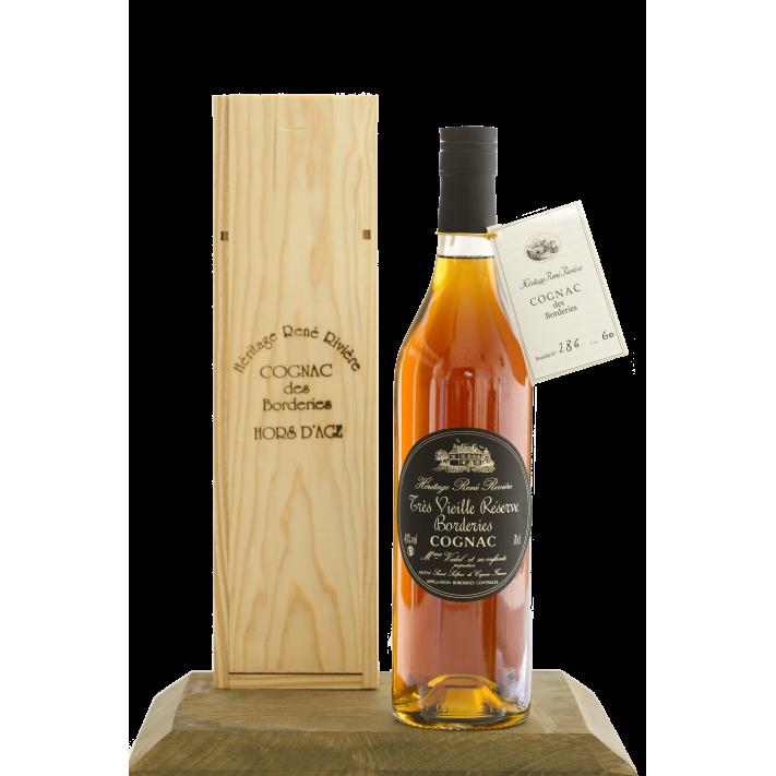 Héritage René Rivière Tres Vielle Reserve Cognac 01