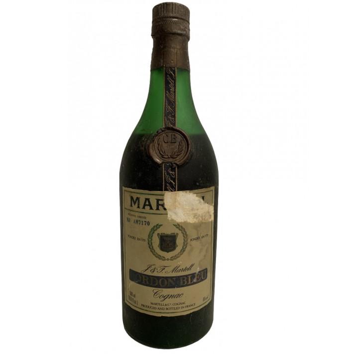 J & F Martell Cordon Bleu Cognac 01