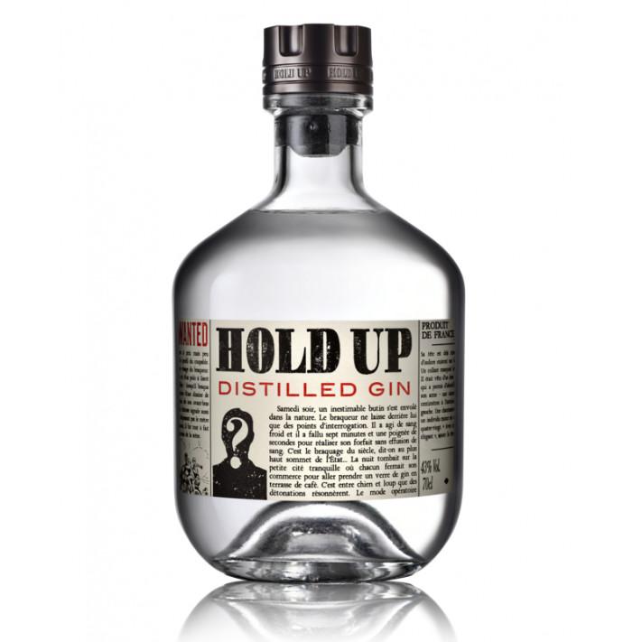 Les Brûleries Modernes Hold Up Gin 01