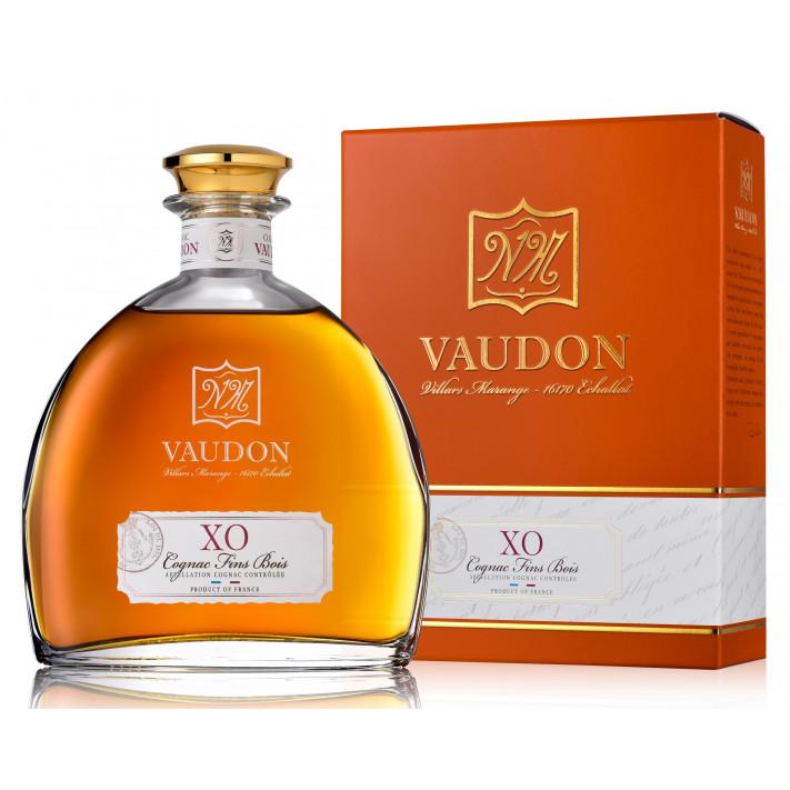Vaudon XO Decanter Cognac 01