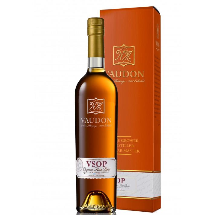 Vaudon VSOP Fins Bois Cognac 01