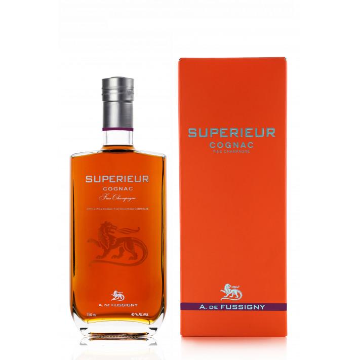 A de Fussigny Superieur Fine Champagne Cognac 01