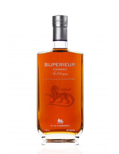 A de Fussigny Superieur Fine Champagne Cognac 04
