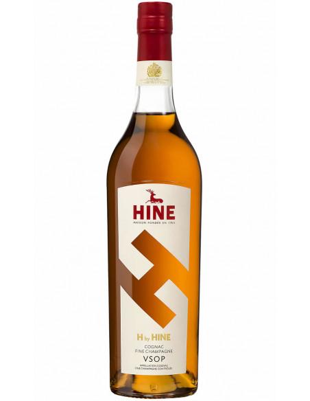 Hine VSOP H by Hine Cognac + 2 Glasses 03