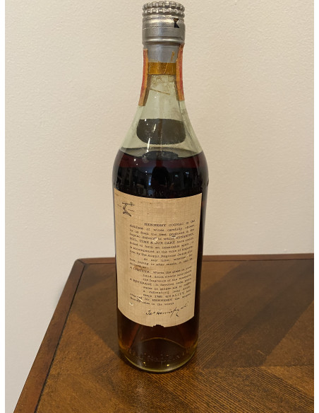 JA.s Hennessy & Co. Three Star Cognac 09