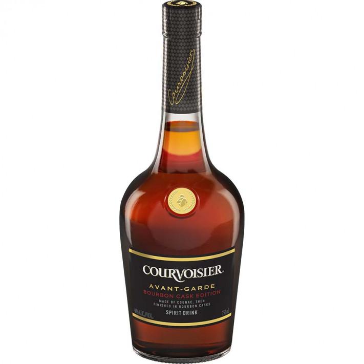 Courvoisier Avant-Garde Bourbon Cask Cognac 01