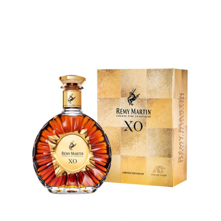 Remy Martin XO Atelier Thiery Limited Edition Cognac 01