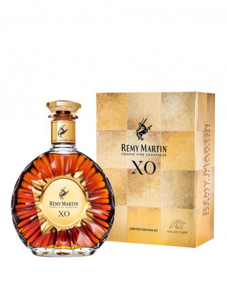 Remy Martin XO Atelier Thiery Limited Edition Cognac 03