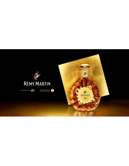 Remy Martin XO Atelier Thiery Limited Edition Cognac 04