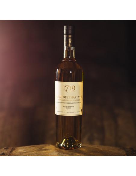 1719 Organic Pineau des Charentes Vintage 2005 04