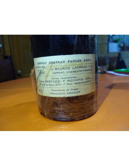 Chateau Paulet VSOP Tres Vieille Fine Cognac 010