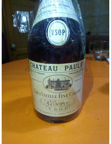 Chateau Paulet VSOP Tres Vieille Fine Cognac 013