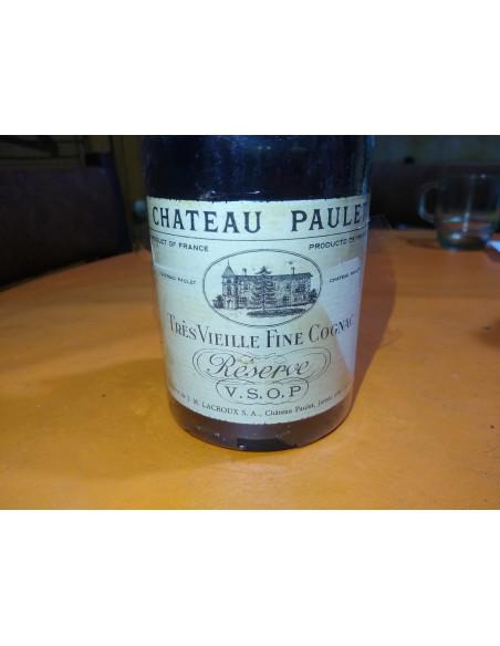 Chateau Paulet VSOP Tres Vieille Fine Cognac 014
