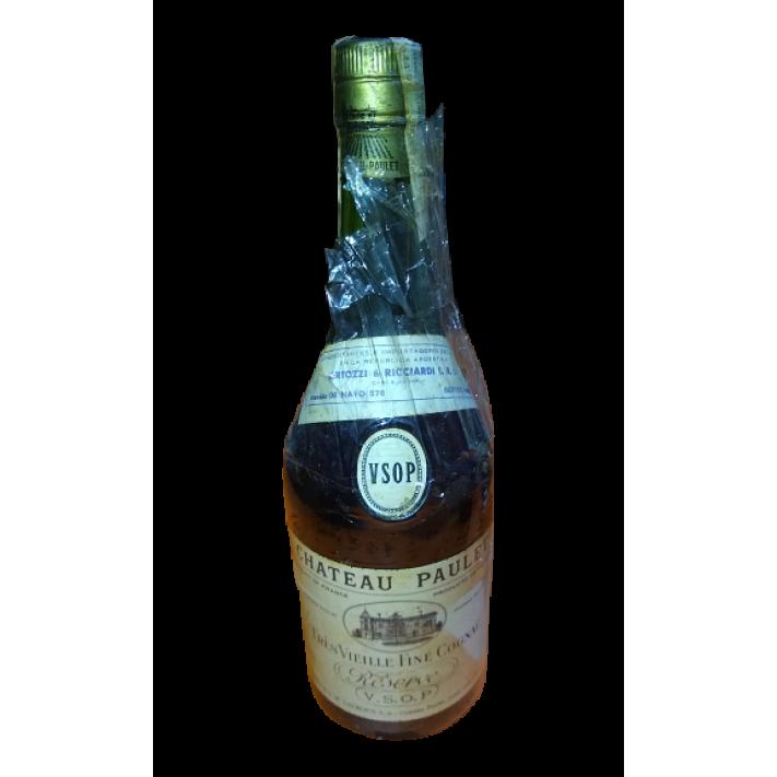 Chateau Paulet VSOP Tres Vieille Fine Cognac 01