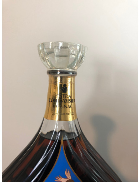 Courvoisier Extra Cognac Collection Erté No.5 Dégustation 010