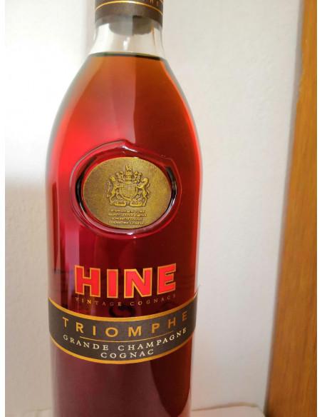 Hine Triomphe Grande Champagne Cognac 013