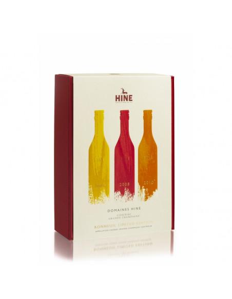 Hine Trio ''Bonneuil Collection'' Tasting Set Cognac 04