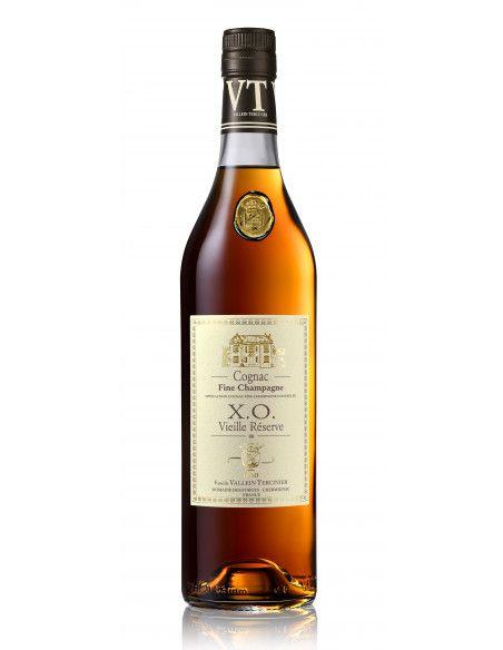 Vallein Tercinier XO Vieille Reserve Cognac 04