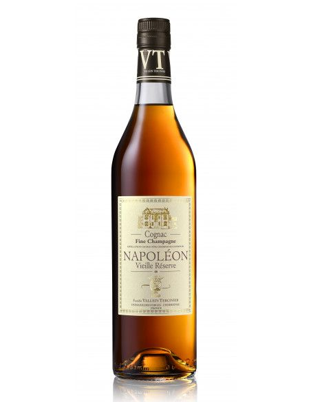 Vallein Tercinier Vieille Reserve Napoleon Cognac 04