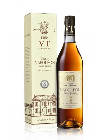 Vallein Tercinier Vieille Reserve Napoleon Cognac 03