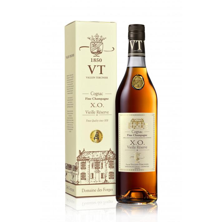 Vallein Tercinier XO Vieille Reserve Cognac 01