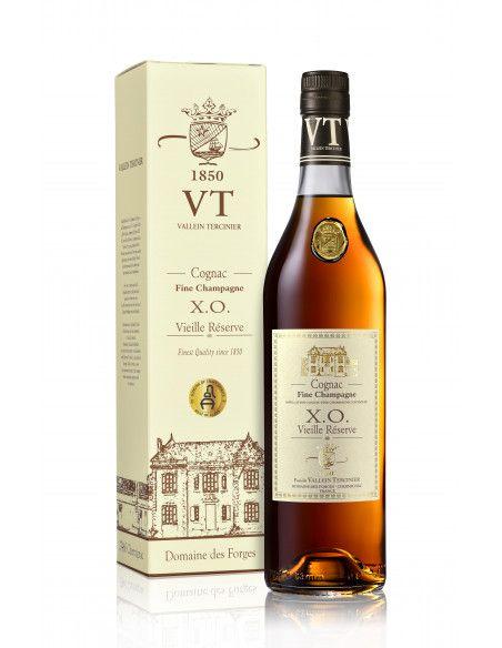 Vallein Tercinier XO Vieille Reserve Cognac 03